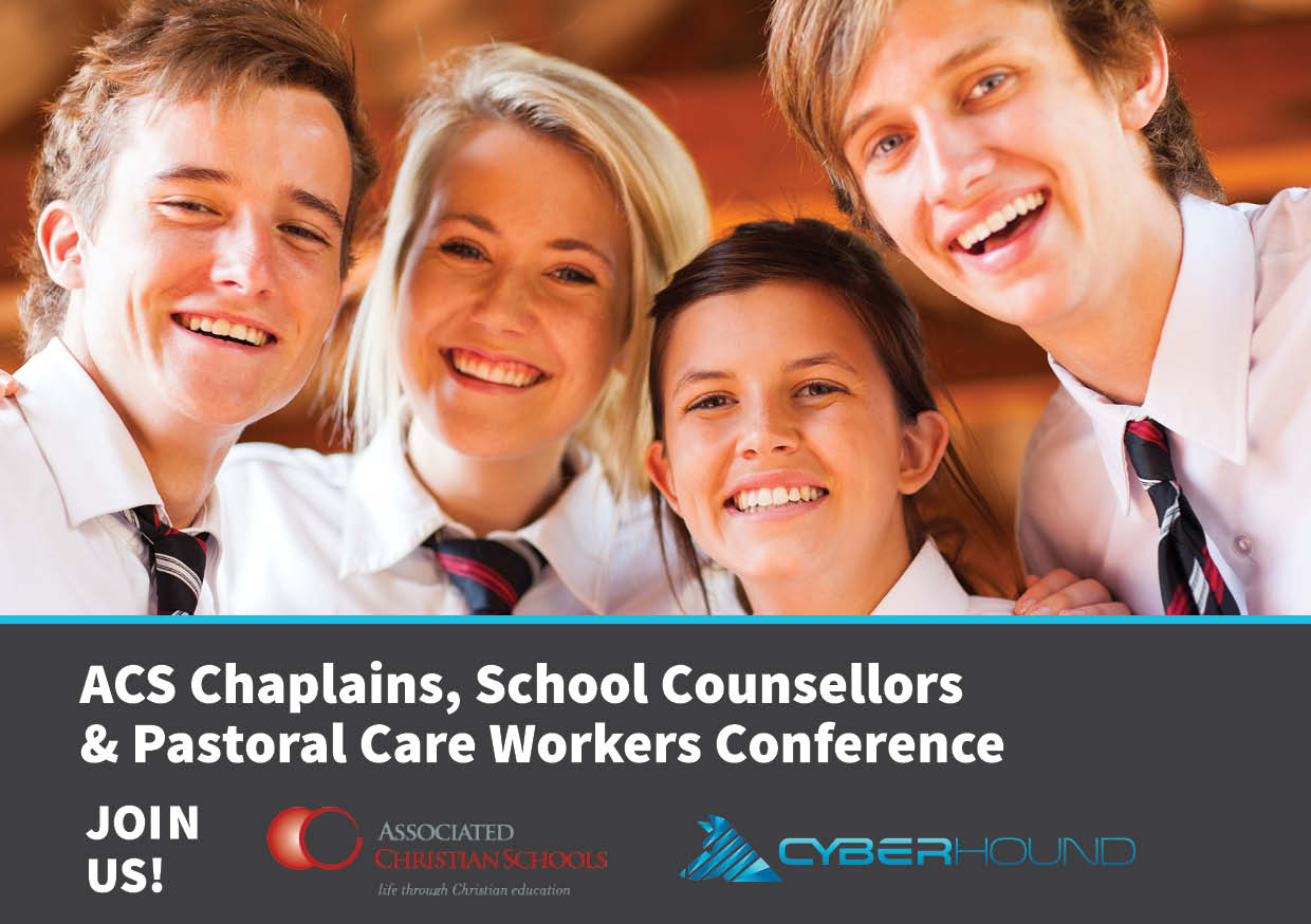 Associated Christian Schools Chaplains, School Counsellor and Pastoral Care Workers Conference