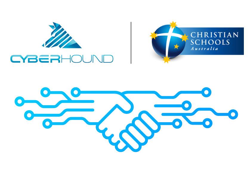 Christian Schools Australia and CyberHound announce partnership