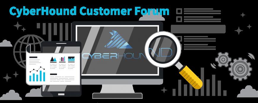 Cust Forum banner