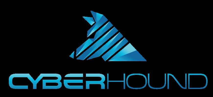 CyberHound Logo_Geometric Stacked