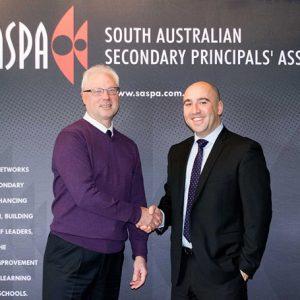 Partnership with SASPA to Benefit South Australian Schools