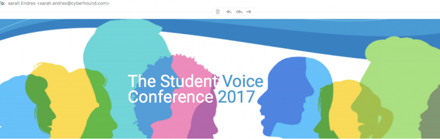 The Student Voice Conference
