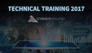 CyberHound Reseller Tech Training webinar