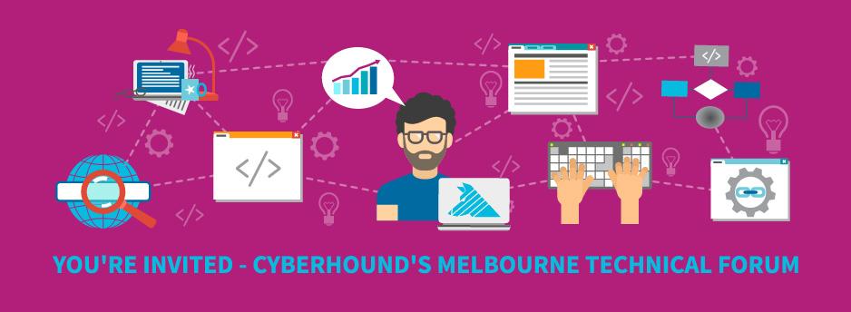 CyberHound's West Melbourne Tech Forum