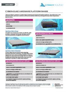 CyberHound Hardware Platform Thumbnail